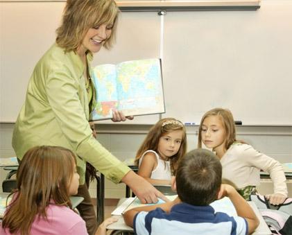 Teacher grants for college